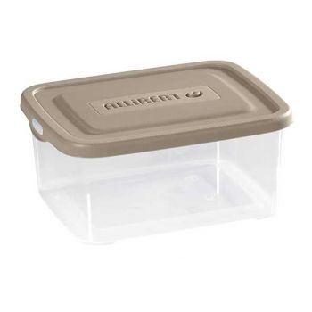 Curver Handy Box 2l 21.4x16.7x7.9cm Taupe-tran