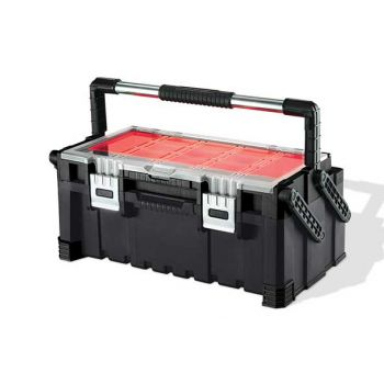 Keter Cantilever Toolbox Combo Black-red