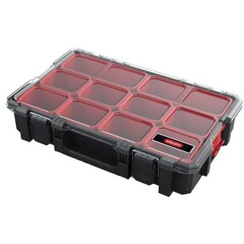 Keter Organiser With Clips Black-red 45.4x29.2