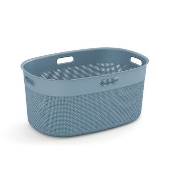 Kis Filo Laundry Basket Misty Blue 59x39xh27