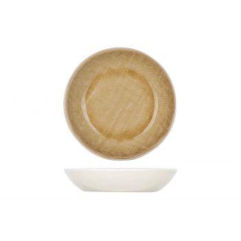 Cosy & Trendy Jacinto Amber Dish D12xh2,5cm