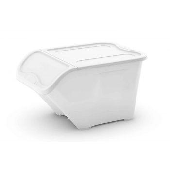 Kis All-in Box L White 54.5x38.5x54.3cm