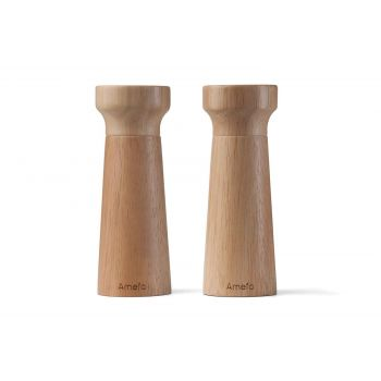 Amefa Retail Promo Salt En Pepper Wood 15 Cm