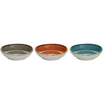 Cosy & Trendy Brisbane Apero Dish 3 Types D9,5xh2,7cm