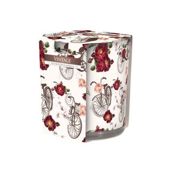 Cosy & Trendy Ct Scented Candle Glass Vintage 22hrs D7