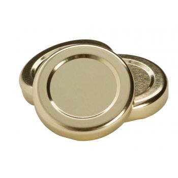 Cosy & Trendy Lids S3 Gold D43mm