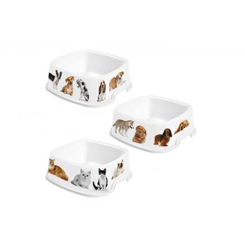 Hega Hogar Pet Mascotas  Feeder Assorted 1,6l