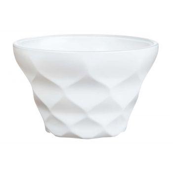 Luminarc Iced Diamant Ice Cream Dish White 20cl