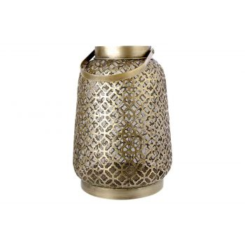 Cosy @ Home Wind Light Morocco Brass 24x24xh34cm Met