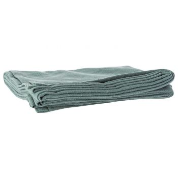 Cosy @ Home Tablerunner Green 180x40cm Cotton