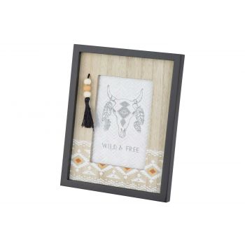Cosy @ Home Photoframe Indian Nature 15,5x2xh19,5cm