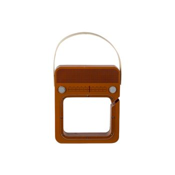 Cosy @ Home Moneybox Radio Camel 16x4xh27,5cm Wood