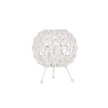 Cosy @ Home Wind Light White 23x23xh26cm Bowl Willow