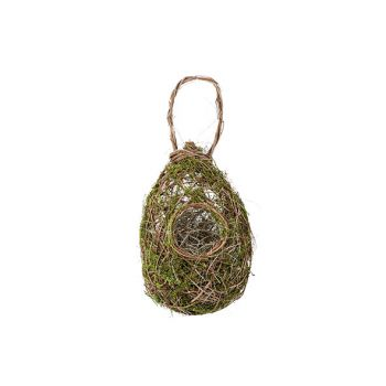 Cosy @ Home Nest Moss Hanger Nature 21x20xh55cm