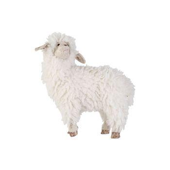 Cosy @ Home Sheep Wool White 34x17xh35cm Foam