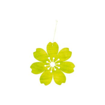 Cosy @ Home Flower Hanger Green D25cm Wood