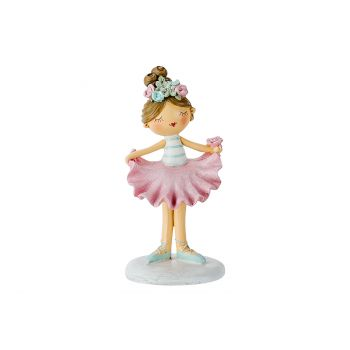 Cosy @ Home Child Violette Ballet Pink 6x6,5xh12cm P