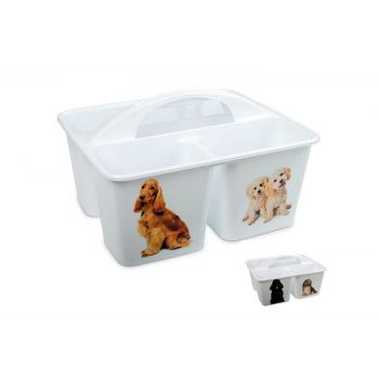 Hega Hogar Pet Storage Box Multifunction Assorted 6