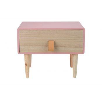 Cosy @ Home Closet Retro 1tray Pink 38x28xh30cm Rect