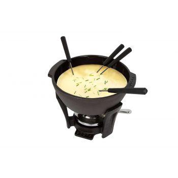 Boska Cheese Fondue Set Party Black 0,90l 18x1