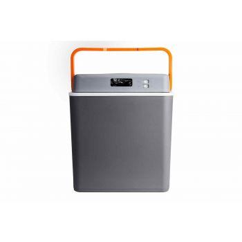 Cosy & Trendy Coolbox Light Grey 30l 12v-230v Hot-cold