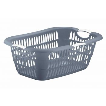 Cosy & Trendy Washing Basket Ergonomic Blue-gray