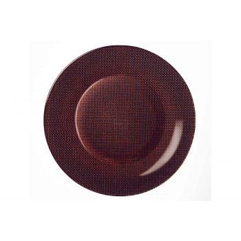 Bormioli Inca Plate Cherry  D31xh1,5cm