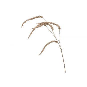 Cosy @ Home Branch Amaranthus Glitter Sand 4x4xh101c