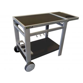 Cook'in Garden Media L Mobile Worktop 65x122xh80cm