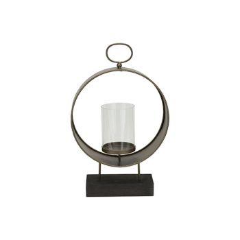 Cosy @ Home Lantern Brass 15,5x10,5xh41,5cm Round Me