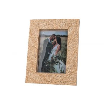 Cosy @ Home Photoframe Leaf Gold 24,5x19,3xh1,5cm Re