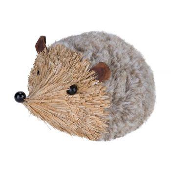 Cosy @ Home Hedgehog Straw Nature 13x9xh6,5cm