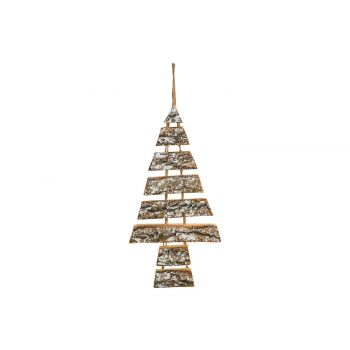 Cosy @ Home Hanger Christmas Tree Snowy Nature 26x2x