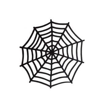 Cosy @ Home Spiderweb Black 30x,5xh30cm Foam