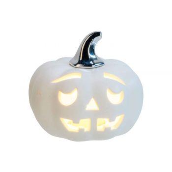 Cosy @ Home Pumpkin Led Incl. 3xlr44 Batt. White 9,6