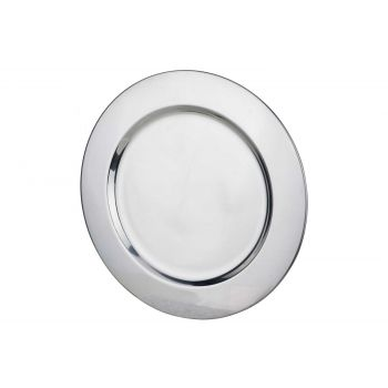 Cosy & Trendy Charger Plate Stainless Steel D33cm
