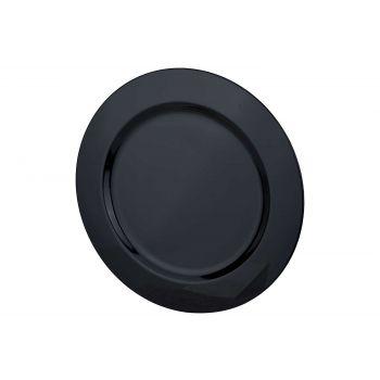 Cosy & Trendy Platter Black D33cm