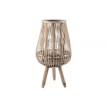 Cosy @ Home Lantern Alta Nature 25x25xh51cm Wood