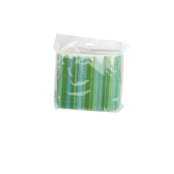 Cosy & Trendy Straw Set400 Pla Assorted D0,4 X L14cm