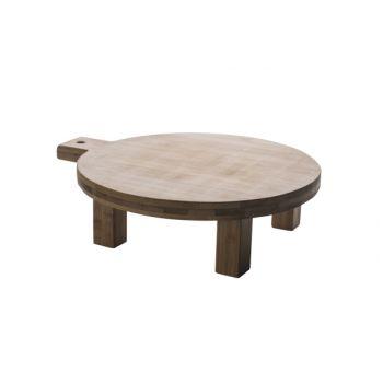 Cosy & Trendy Bamboo Mini Table D25xh8cm