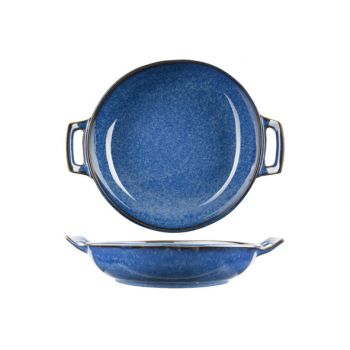 Cosy & Trendy Narwal Blue Bowl D17,8-22.5xh4,1-4.6cm