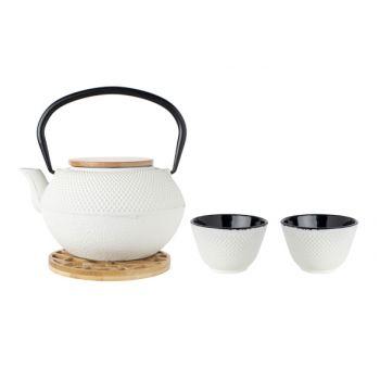 Cosy & Trendy Hakone Set Teapot 1,2l D21xh18cm 2 Cups