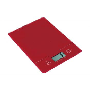Cosy & Trendy Electronic Kitchen Scale Red 5kg-1g