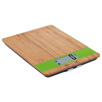 Cosy & Trendy Kitchen Scales Electr. Bamboo-green