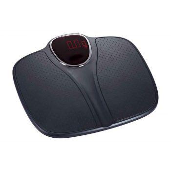 Cosy & Trendy Personal Scales Black 34x34xh2,8cm Elect