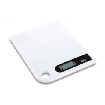 Cosy & Trendy Electronic Kitchen Scale White 5kg-1g