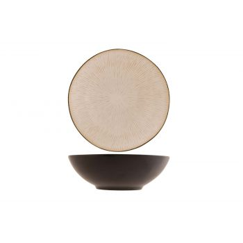 Cosy & Trendy Galassia White Soup Plate D19xh6,5cm