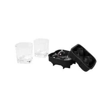 Cosy & Trendy Whiskeyglass Set3 D8,2xh8,6cm