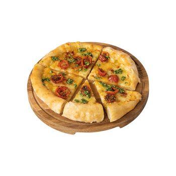 Boska Pizza Serving Plate M D29xh2cm Oak Round