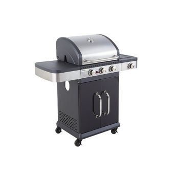 Cook'in Garden Fiesta 3 Barbecue Gas With Lid